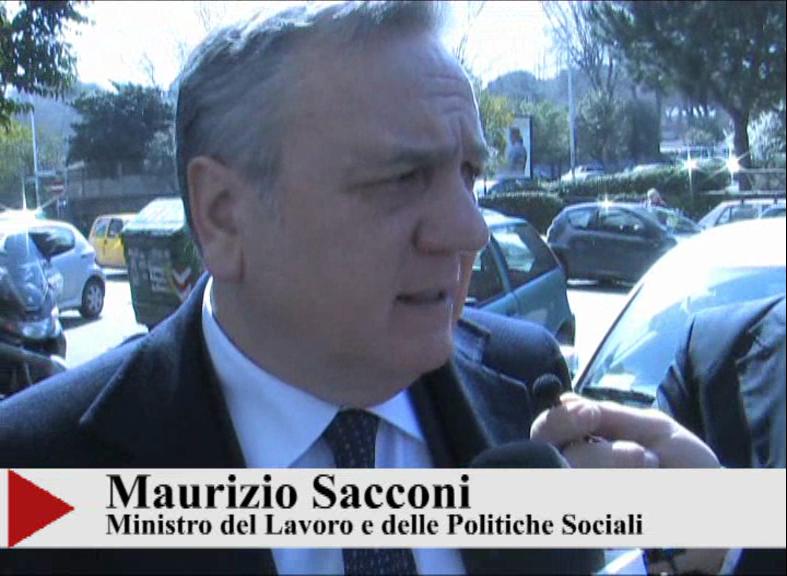 Forum Lavoro 2010. Intervista al Ministro Maurizio Sacconi.