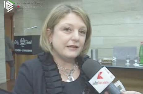 31.03.2009: Marina Calderone eletta Presidente CUP