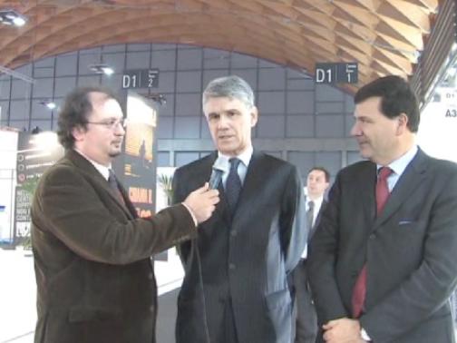 04.12.2009 - Salone Giustizia: Pres. C.N. Notariato Paolo Piccoli