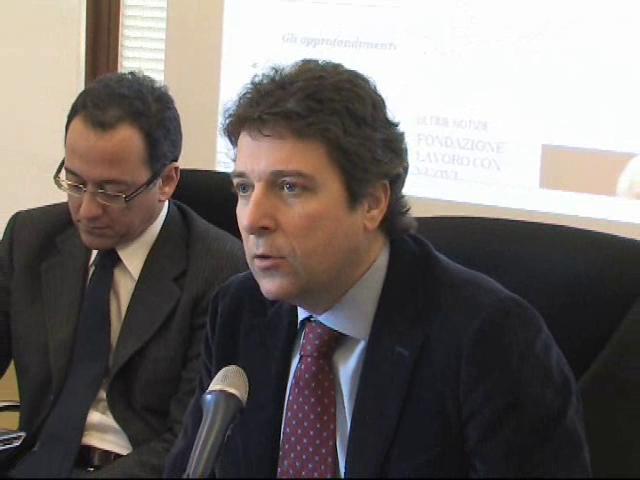 Apertura del Prof. Michele Tiraboschi